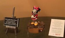 Swarovski Jeweled Minnie Mouse Arribas Collection - Limited Edition - Retired