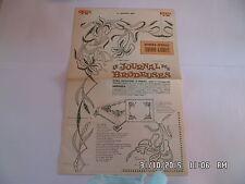 LE JOURNAL DES BRODEUSES N°886 01/02/1969              I24