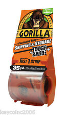 New Gorilla 2.83In x 35YD Tough And Wide Shipping Tape