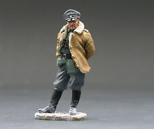 KING & COUNTRY BATTLE OF THE BULGE BBG007 GERMAN GENERAL SEPP DIETRICH MIB