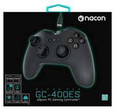 NACON Controller Pro Gamer Wired Gamepad PC GC-400ES IT IMPORT NACON