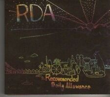 (CR315) RDA, Recommended Daily Allowance - 2010 CD