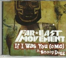 (DH859) Far East Movement, If I Was You (OMG) ft Snoop Dogg - 2011 DJ CD