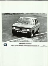 1965 BMW 1800 TISA REPRODUCTION PRESS PHOTO BROCHURE CONNECTED SEPTEMBER 2005