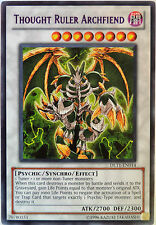 YUGIOH THOUGHT RULER ARCHFIEND DL11-EN014 PURPLE RARE
