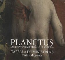 PLANCTUS DEATH AND APOCALYPSE IN MIDDLE AGES - CD album