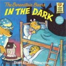 Kids paperback:The Berenstain Bears in the Dark-Sister Bear afraid-scary story?