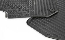 Rubber foot mats for FABIA 5J 5J1061550