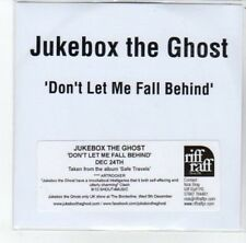 (DK29) Jukebox The Ghost, Don't Let Me Fall Behind - DJ CD