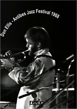 Don Ellis Antibes 1968 DVD - Limited Edition - France