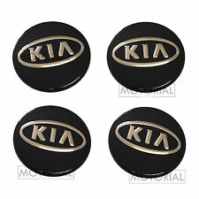 2009 2010 2011 2012 2013 KIA FORTE CERATO & KOUP OEM Wheel Center Hub Caps 4Pcs
