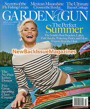 Garden & Gun 7/14,Model,Fly Fishing,Mexican Moonshine,July 2014,NEW
