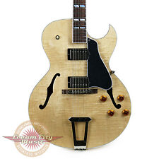 Used Gibson ES-175 Figured Hollow Body in Natural