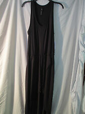 simple and classic long Black dress by Jessica Simpson size XL nwt