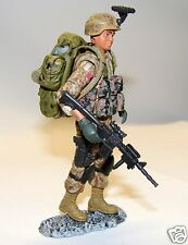 1:18 BBI Elite Force Unimax US Marines Ranger Special Forces  Figure Soldier C