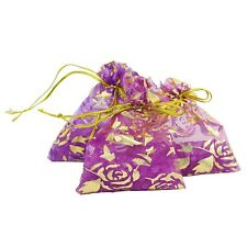 Pack of 3 Lavender Fragrance Bead Pouches