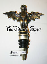 New Disney Disneyland Haunted Mansion Bat Wine Bottle Stopper - Collector Item