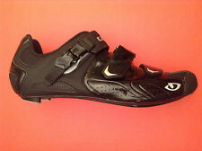 Giro Trans HV (High Volume) EC70 Easton Carbon Road Shoe Black EU 46.5 US 12.25