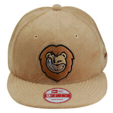 NEW Authentic New Era New Era YUMS Oh My! Lion Tan Snapback 219S