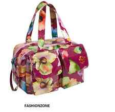 Royal Tropical Garden Vanity Bag