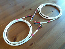 Chord Company Odyssey 2 Speaker Cable - 2.5m Pair with Bananas