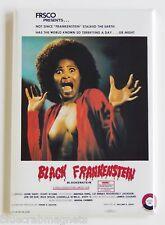 Black Frankenstein FRIDGE MAGNET (2 x 3 inches) movie poster blackenstein