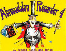 Abracadabra Recorder Book 4 Pupil's Book Sheet Music Tutor 24 Graded Songs B57