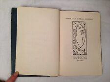 Frank O'Connor - Three Tales - 1st/1st 1941, Cuala Press -  #175 of 250 Copies