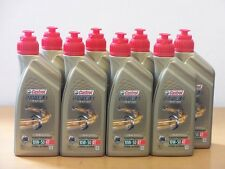 7,56 €/L CASTROL POWER 1 RACING 4t 10w-50 8 x 1 L