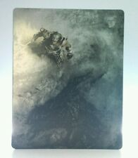 The Elder Scrolls Skyrim Release Event SteelBook (Steel book only, no game)