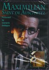 MAXIMILIAN KOLBE SAINT OF AUSCHWITZ: Actor Leonardo Defilipis DVD