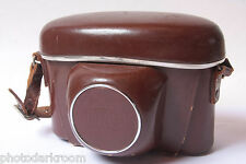Zeiss Ikon Camera Case 1284/24 - Fitted Approx. 3D x 5.25W x 4H - VINTAGE F03B