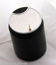 Dispenser Toothpick Holder Pick Plastic Box Tooth Automatic Black