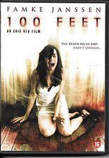 DVD ZONE 2--100 FEET--JANSSEN/ERIC RED