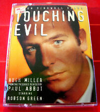 Hugh Miller Touching Evil 2-Tape Audio Book Shaun Dingwall TV Crime Spin-Off