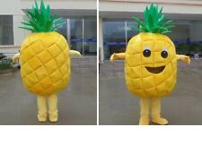 New Tropical Fruit Pineapple Mascot costume adult or kids party or function