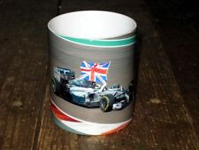 Lewis Hamilton F1 World Champion 2014 MUG