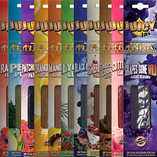 JUICY JAYS INCENSE THAI INCENSE 20 STICKS *MANY FLAVORS*   **3 FOR £3.95P**