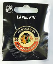 2015 Winter Classic Chicago Blackhawks Lapel Pin NEW! NHL