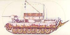 Char de dépannage Allemand BERGEPANTHER AUSF D - Kit CMK 1/87 n° HOV005
