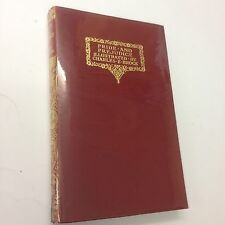 Pride And Prejudice, Jane Austen Macmillan And Co. 1938 Leather Charles Brock
