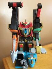 Bandai Power Rangers Wild Force Icarus Isis Megazord Figure 16""