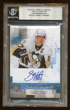 2010 THE CUP SIDNEY CROSBY AUTOGRAPH #D /50 AUTO  BEAUTIFUL AUTO STANLEY CUP 2X