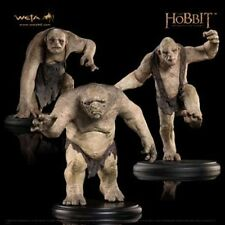 Weta Collectibles Hobbit WILLIAM BERT TOM Troll Statue 3 Set Lord of the Rings