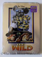 C.O.R.E. Feature & Disney The Wild on DVD in Real 3D Collectible Tin Packaging