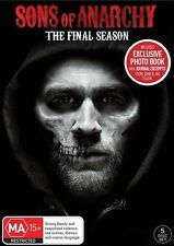 Sons Of Anarchy : Season 7 (DVD, 2015, 5-Disc Set)