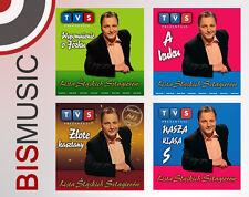 TVS Lista Śląskich Szlagierów 1-4 [CD] SZLAGIERY ZESTAW
