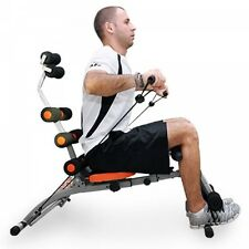 SIX PACK CARE TOTAL ABDOMEN WORKOUT MACHINE