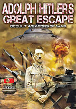 NEW Adolph Hitler's Great Escape DVD Conspiracy Theories About This Dictator