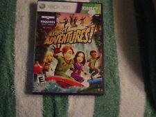 Kinect Adventures  (Xbox 360, 2010) Rated Everyone, Requires Kinect Sensor
